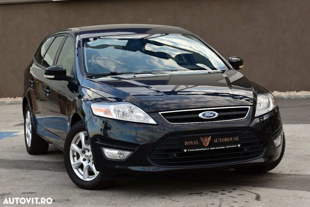 Ford Mondeo MK4 - 28