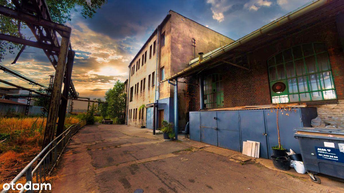 Budynek przemysłowy - Chorzów Batory