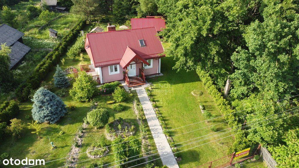 Sprzedam dom wolnostojący Osowa, gmina Hańsk