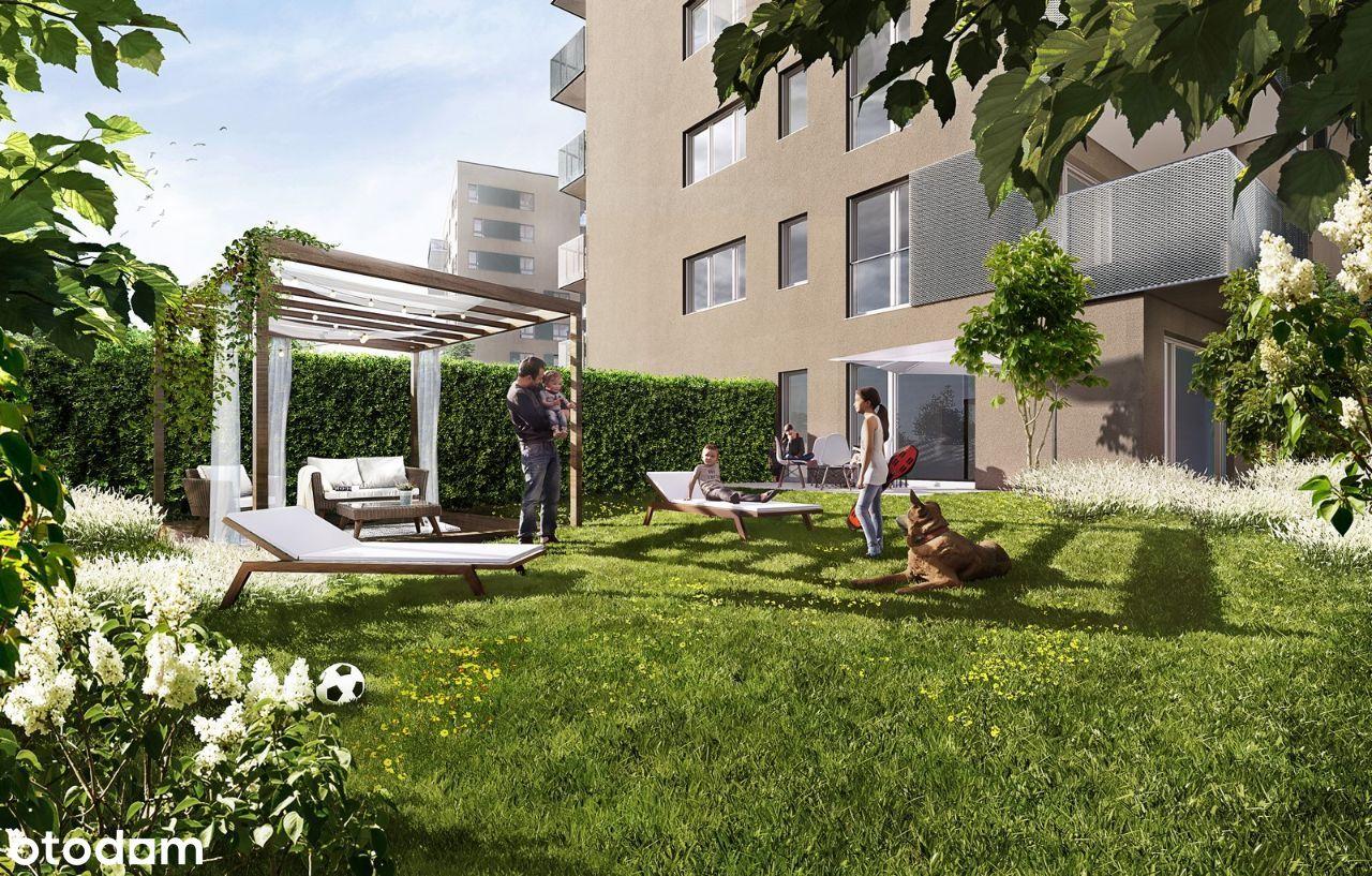 Apartament 4 POKOJOWY z ogrodem