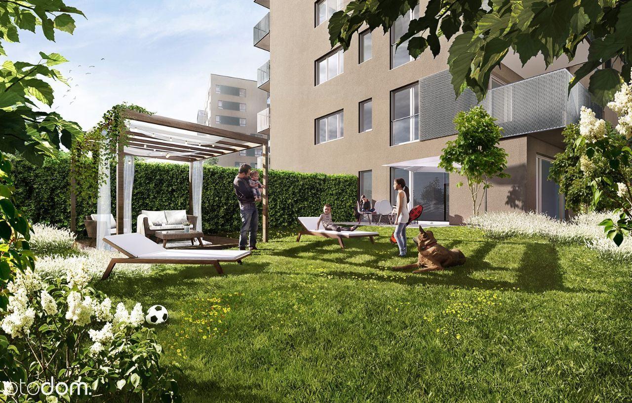 NOWOCZESNY apartament 4 POKOJOWY z ogródkiem