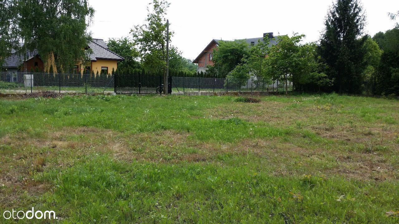 Łódź Widzew, 1780 m2, pozwolenie 3 domy, Żywiczna