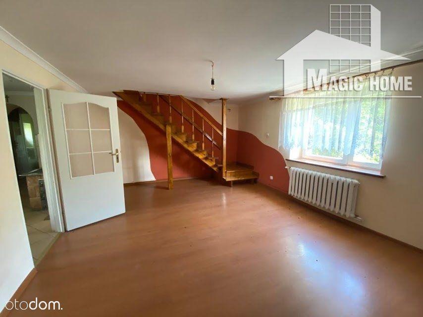 Dwupoziomowe mieszkanie w Starczówku