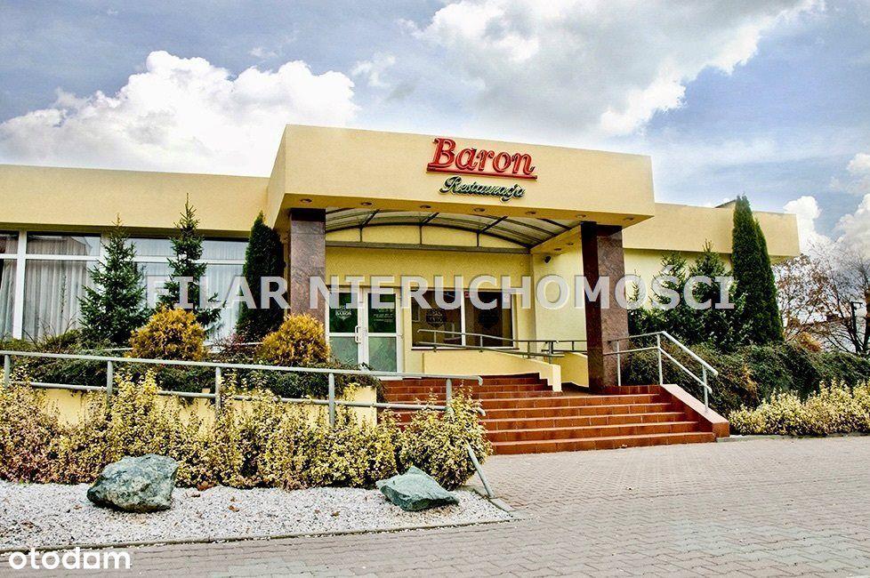 Obiekt bankietowo - restauracyjny Lubin