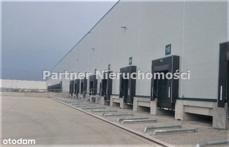 A-class building, Poznan, for rent
