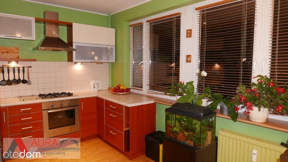 Mieszkanie, 62,70 m², Poznań