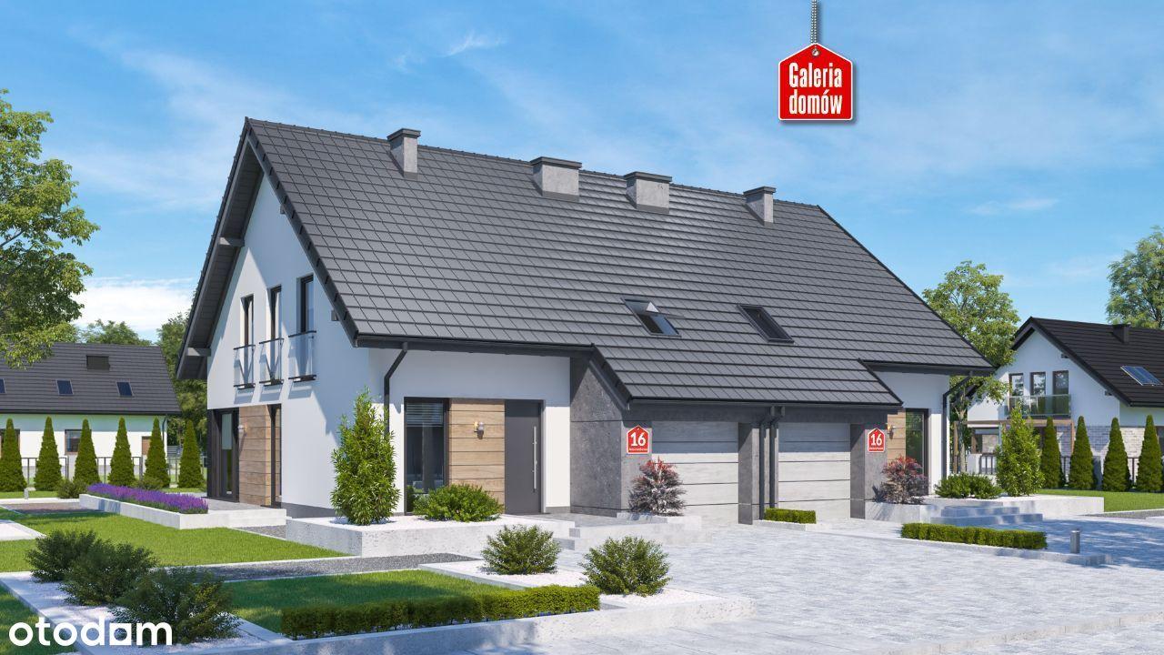 Dom jednorodzinny bliźniak 155m2 ul. Podgórska