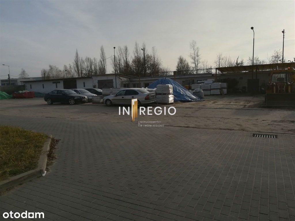 Działka, 1 960 m², Łódź