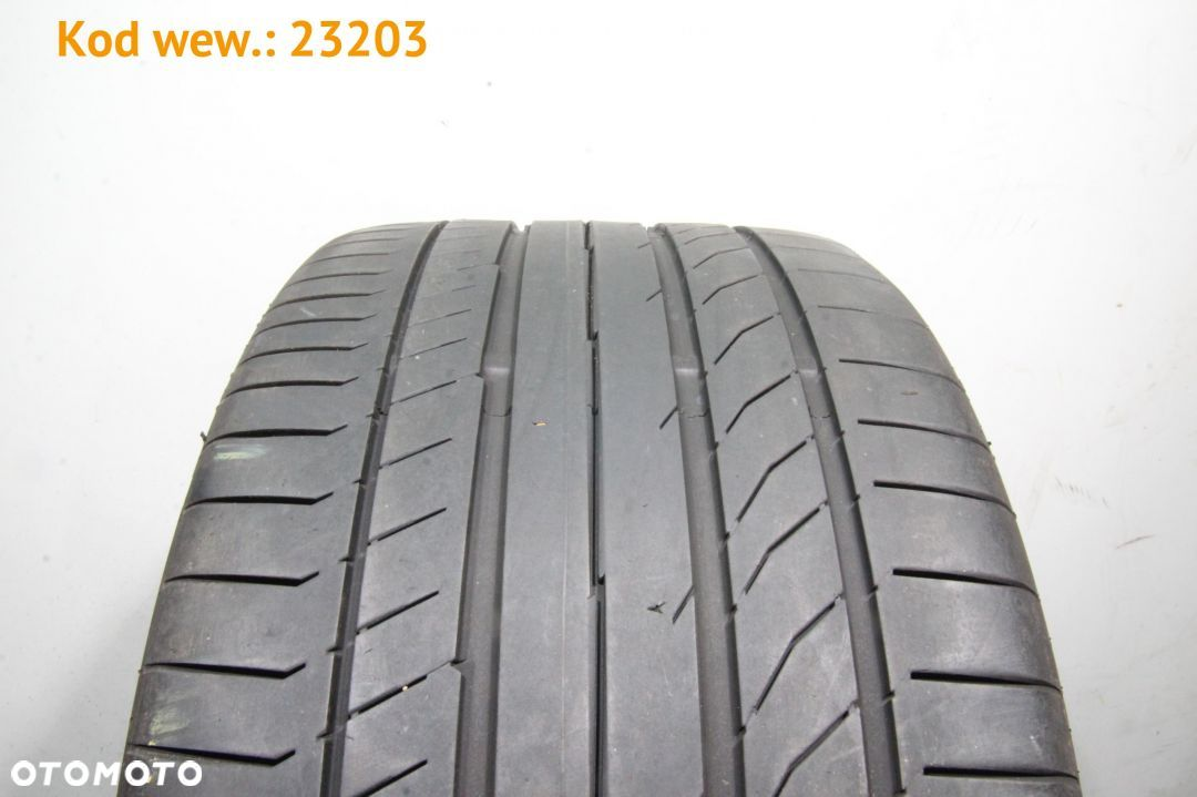 Continental ContiSportContact 5P - 285/35 R20 - 1