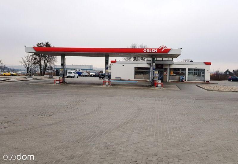 Stacja paliwowa na sprzedaż
