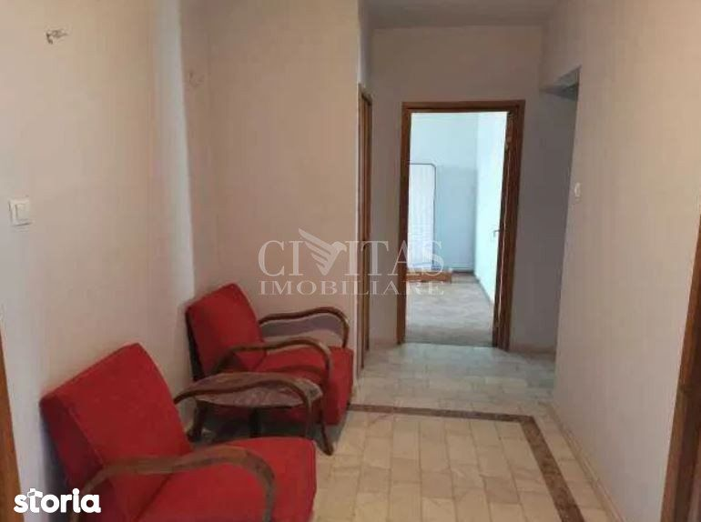 Apartament cu 3 camere, confort sporit, zona Interservisan