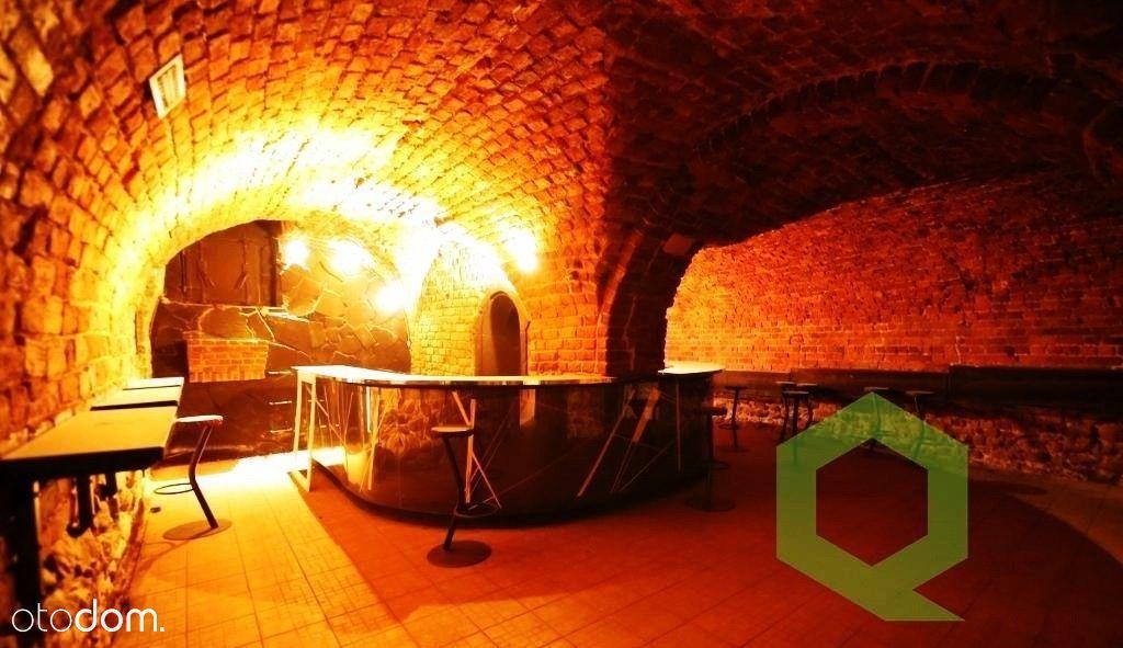 Klimatyczny lokal 180 m2 | Pub,Klub,Vr| Plac Solny