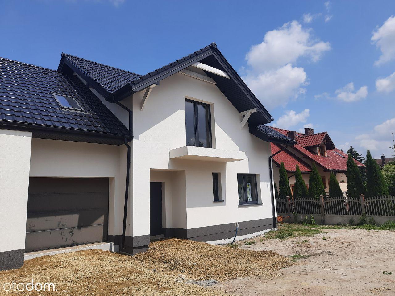 Dom w zabudowie bliźniaczej ul. Stalowa