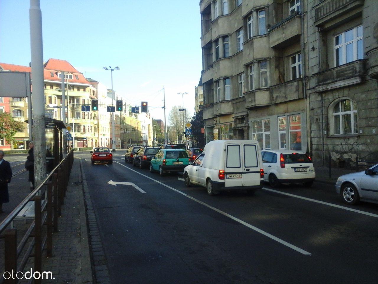 lokal użytkowy centrum Wrocławia 47m okazja sklep