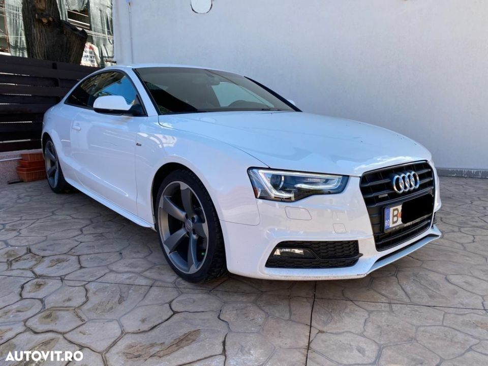 Audi A5 Coupe - 2