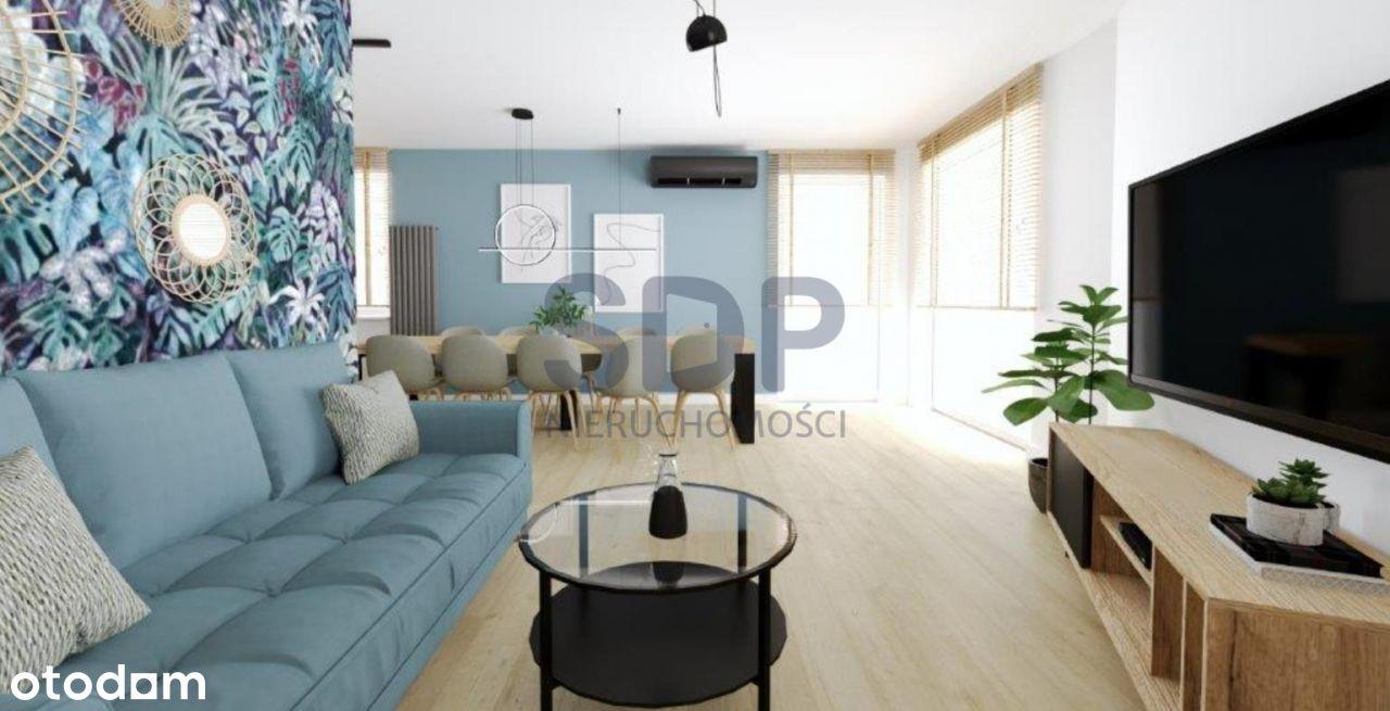 Apartament 115 m2 Port Popowice