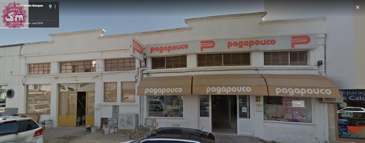Armazém em Portimão