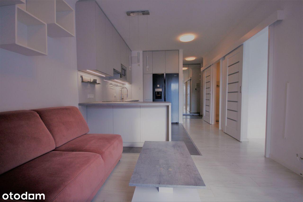 3 pokoje,garaż,balkon,klima, schowek, z czynszem