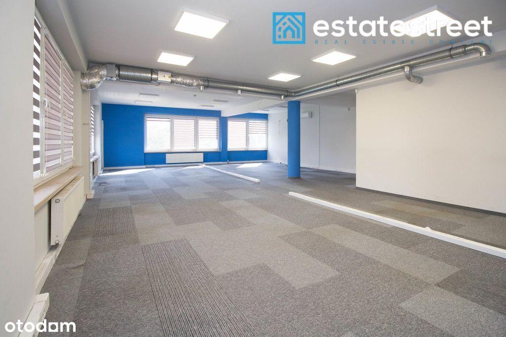Duży lokal biurowy 330 m2   przy Opolskiej