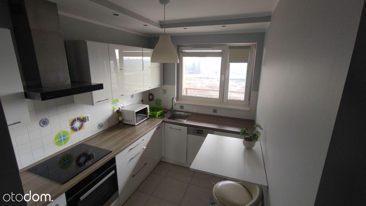 2 pokojowe rozkładowe mieszkanie z balkonem