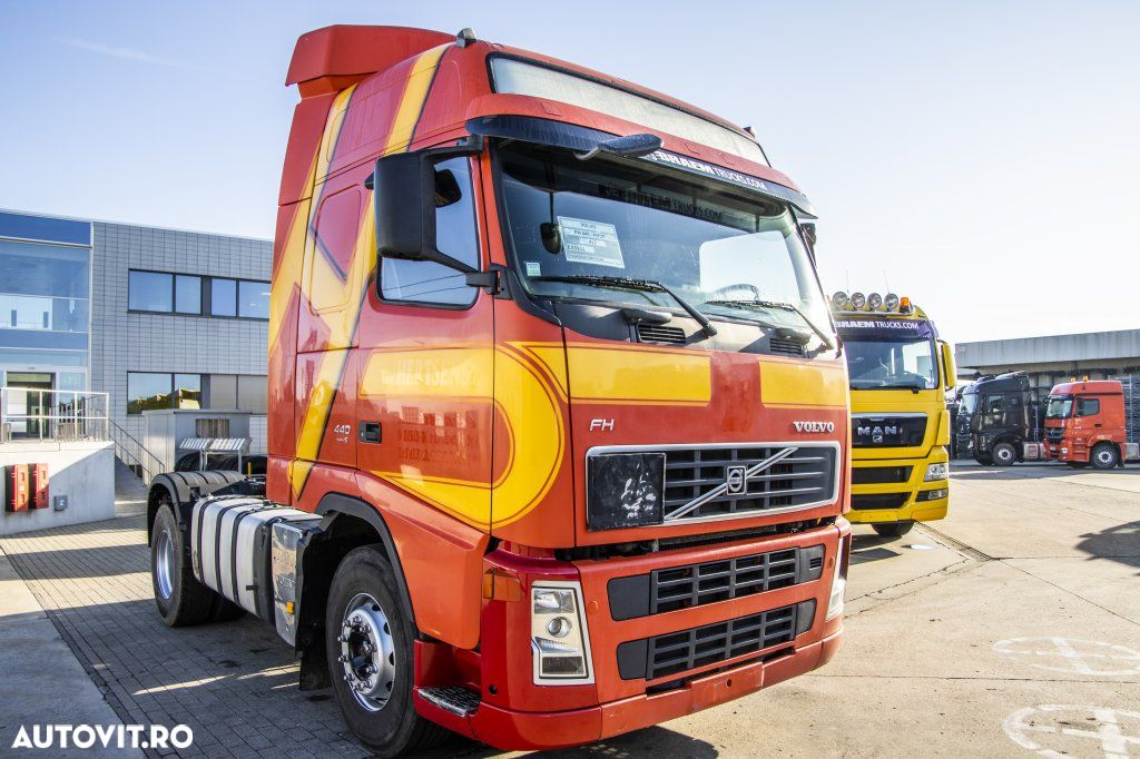 Volvo FH 440 - EURO 5 - HYDR. - 2