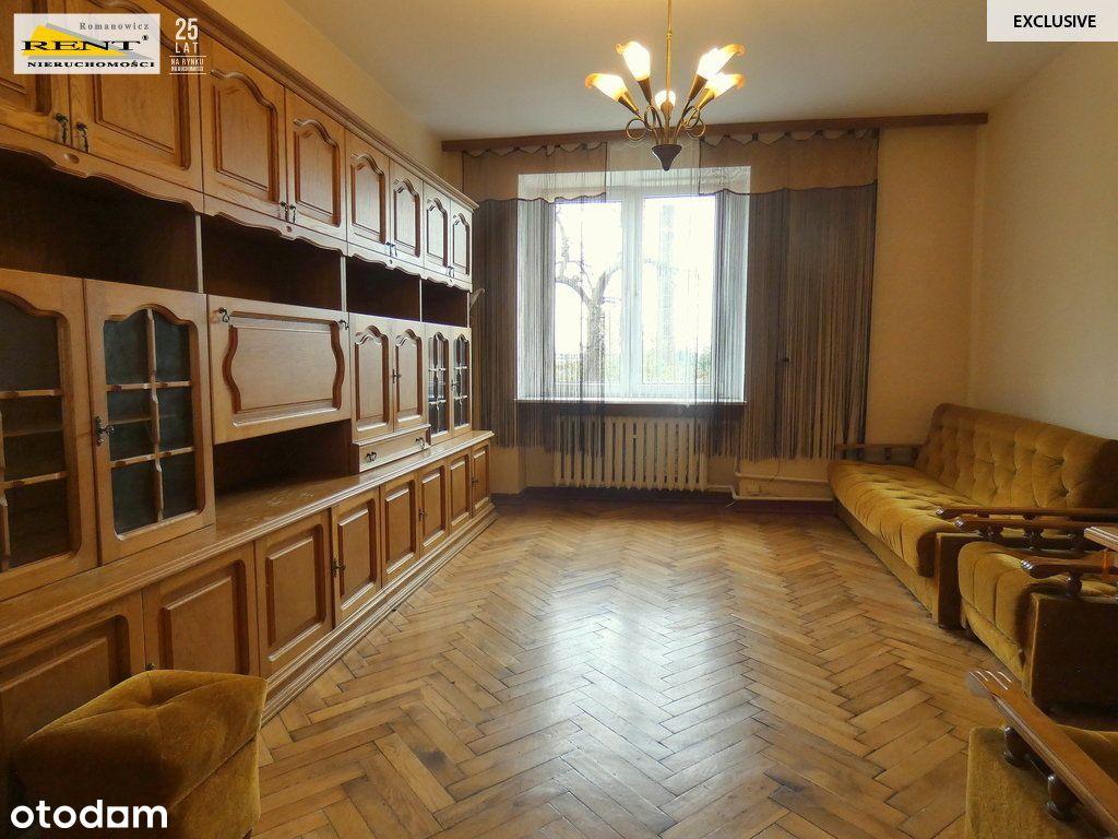 Mieszkanie w centrum Szczecina! Garaż! Ogródek!