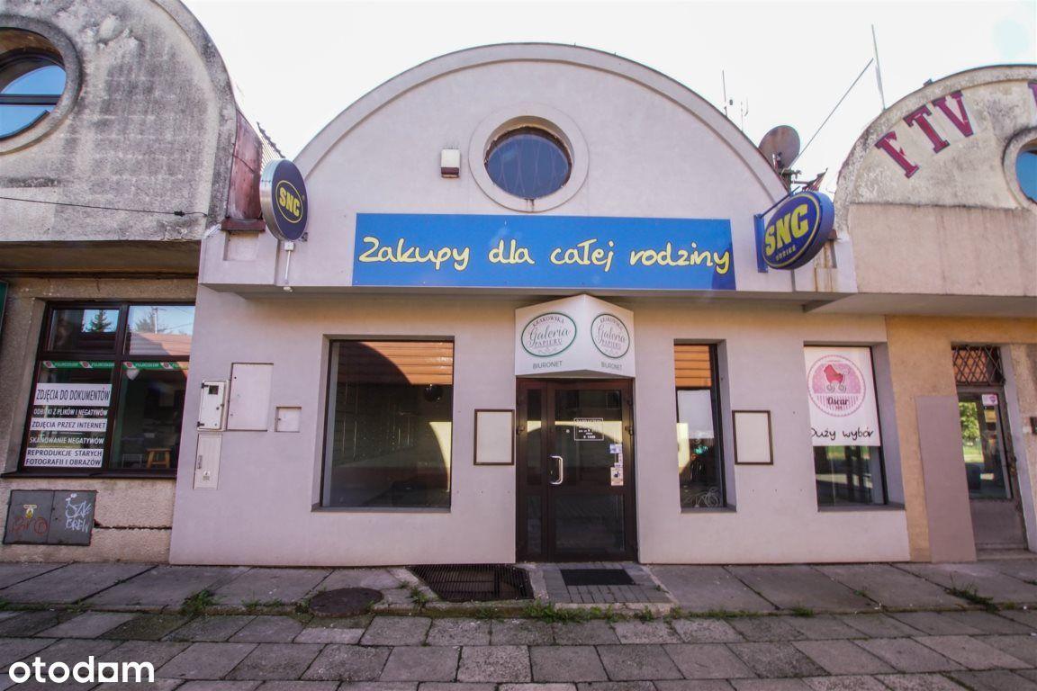 Lokal handlowy   Pętla Bronowice Małe   96 m2