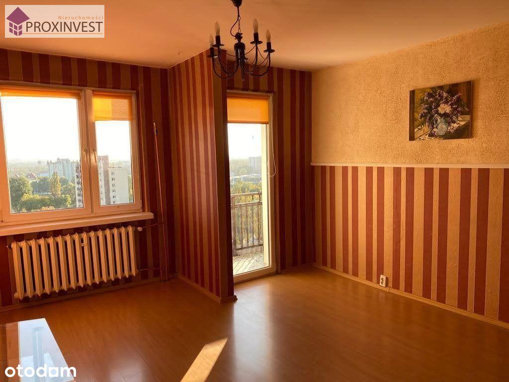 Duże dwa pokoje z oddzielną kuchnią w Czyżynach