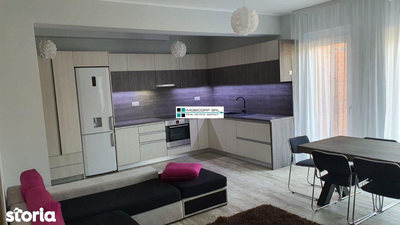 Apartament 2 camere semicentral ultramodern