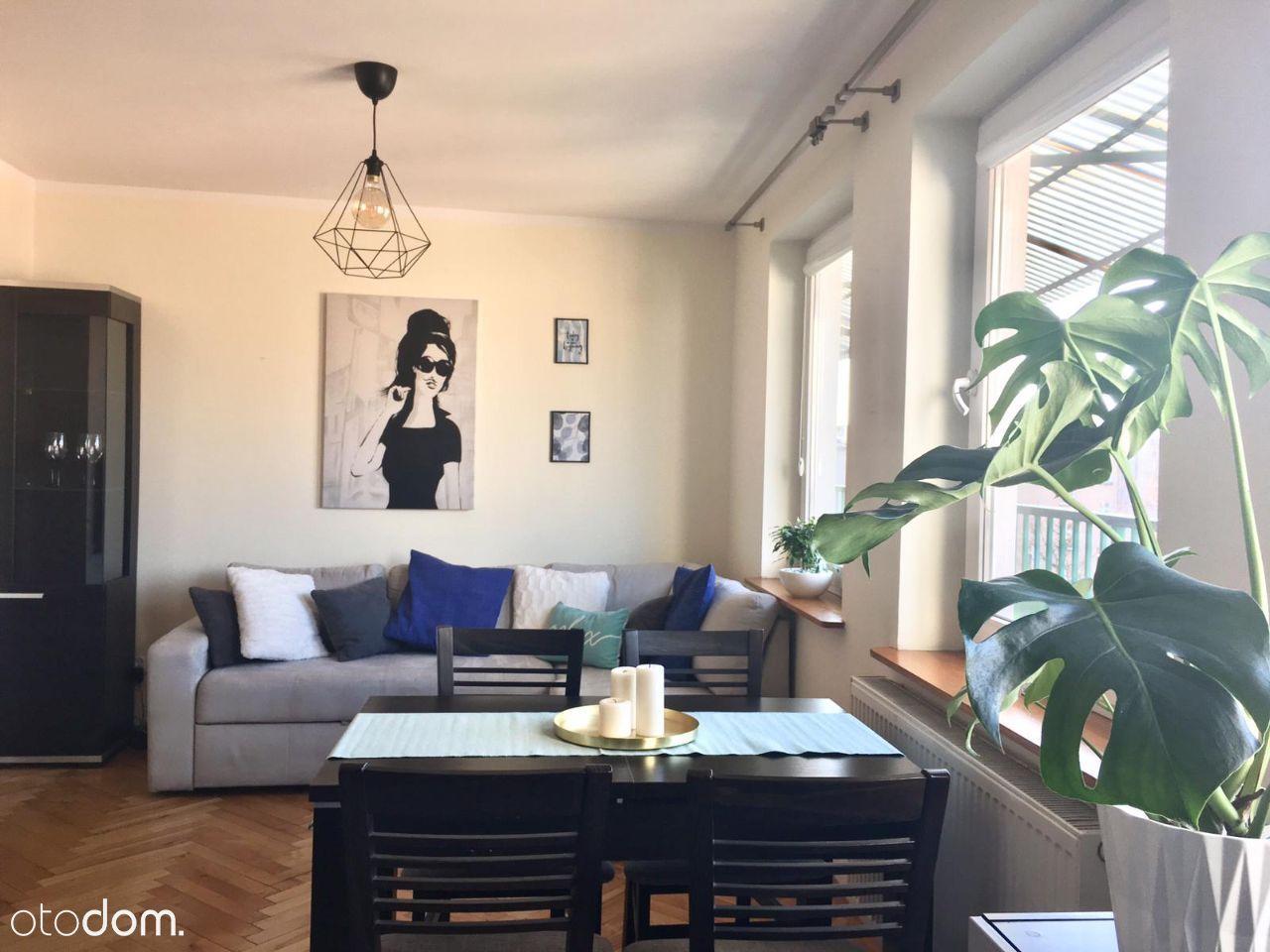 Wynajmę mieszkanie - 2 pok. - 43m2 Wrocław Centrum