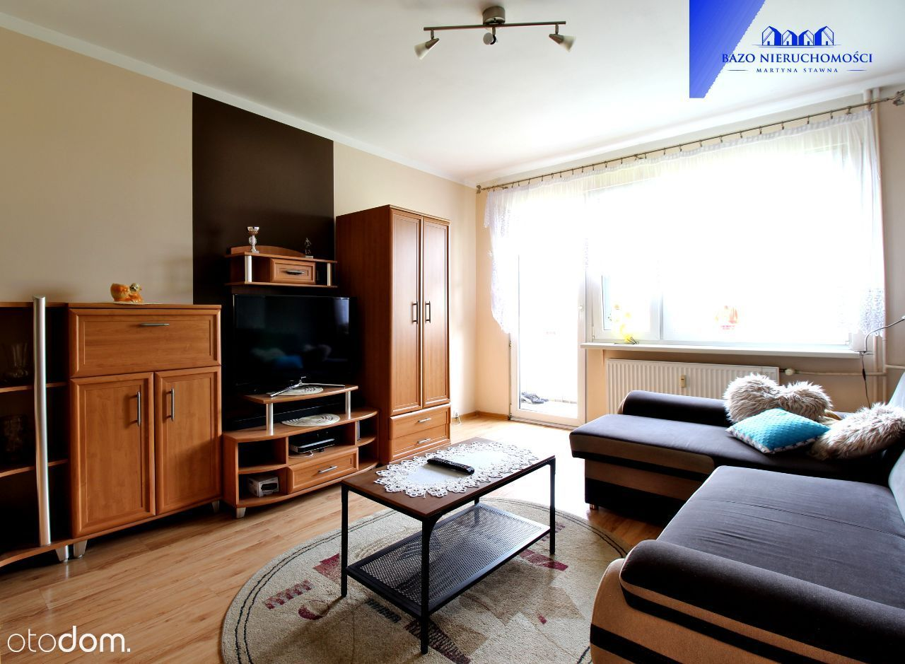 3 pokojowe mieszkanie na 1 piętrze