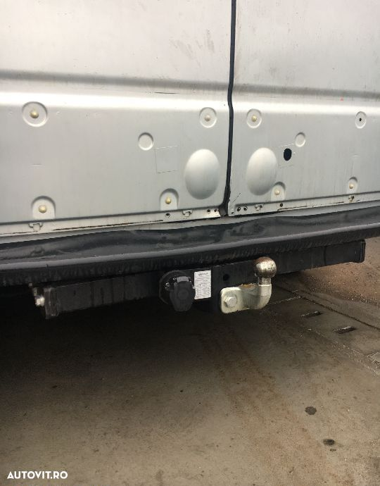 Carlig remorcare Renault Master 2.5DCi an 2007 - 1