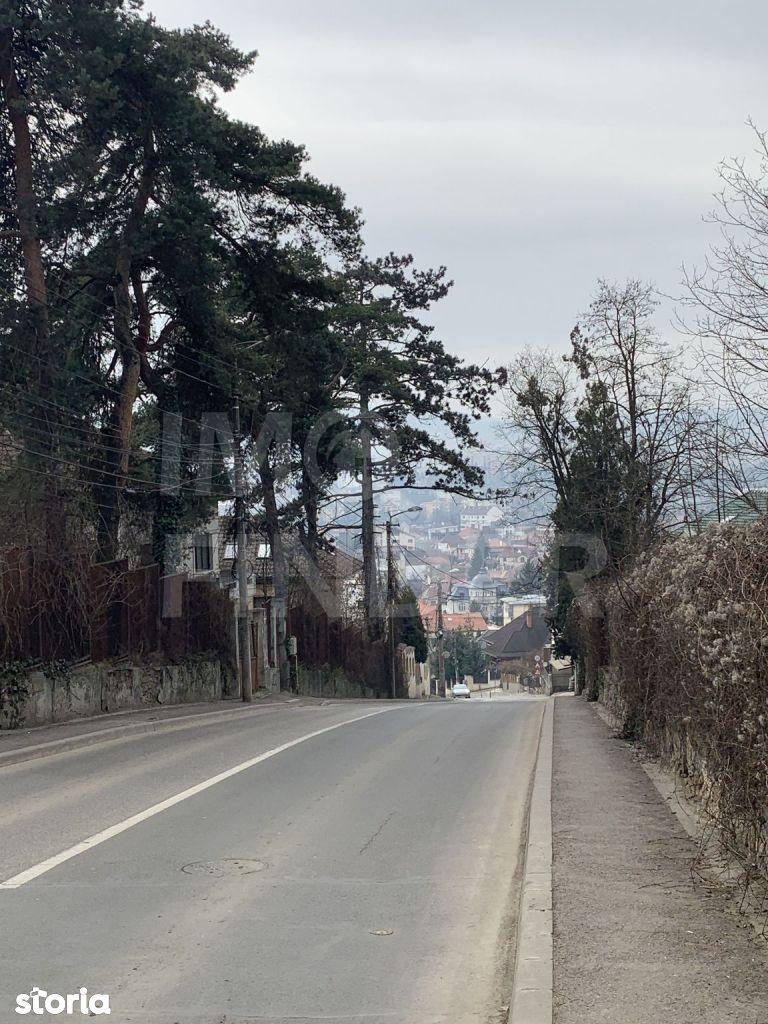 Vanzare teren 533 mp, front 15 mp, zona C.A. Rosetti