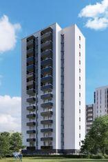 Nowe Mieszkanie Nowoczesne Pobitno M35