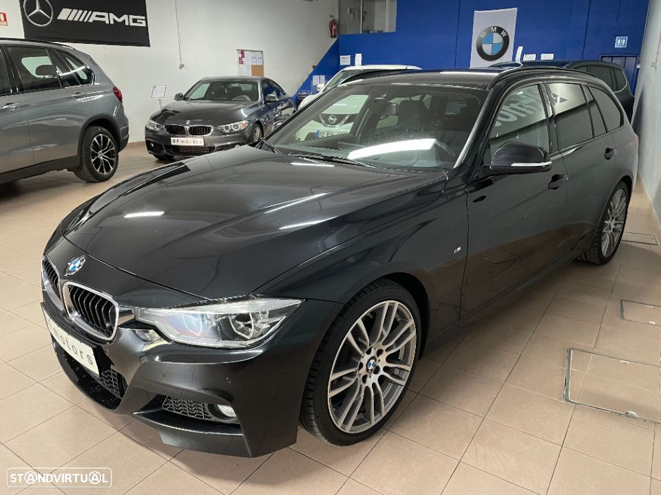 BMW 320 d Touring Auto Pack M - 6