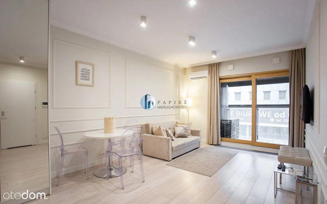 Apartament Premium w sercu stolicy