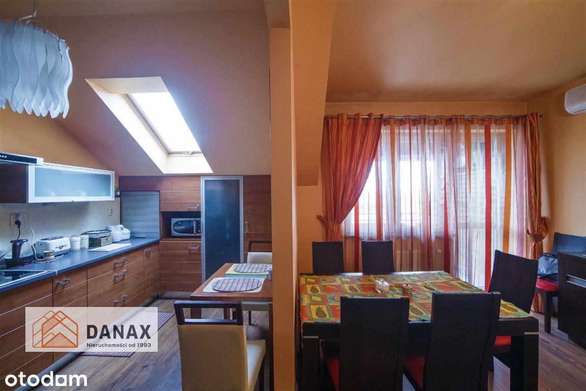 Kliny, komfortowe 3 pokoje z balkonem i komórką