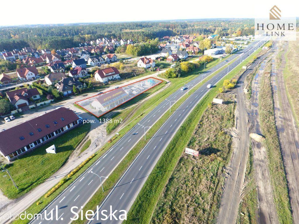 Lokal użytkowy, 208,90 m², Olsztyn