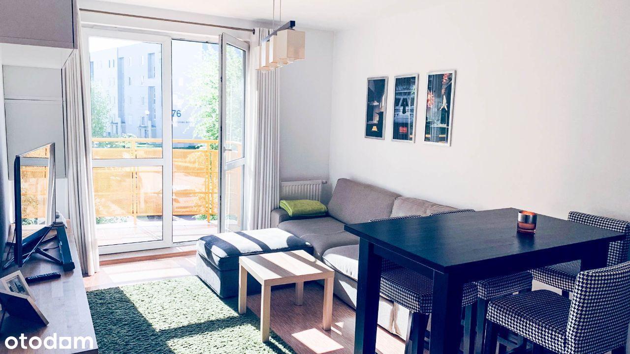 Os Stefana Batorego 79A - mieszkanie dwa pokoje