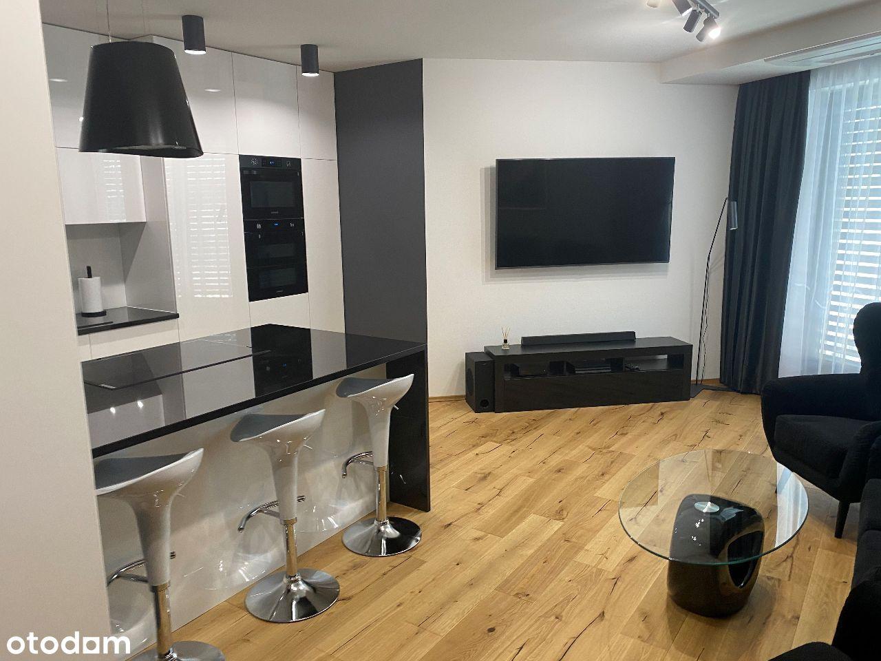 WIŚLANE TARASY II - Nowoczesny apartament