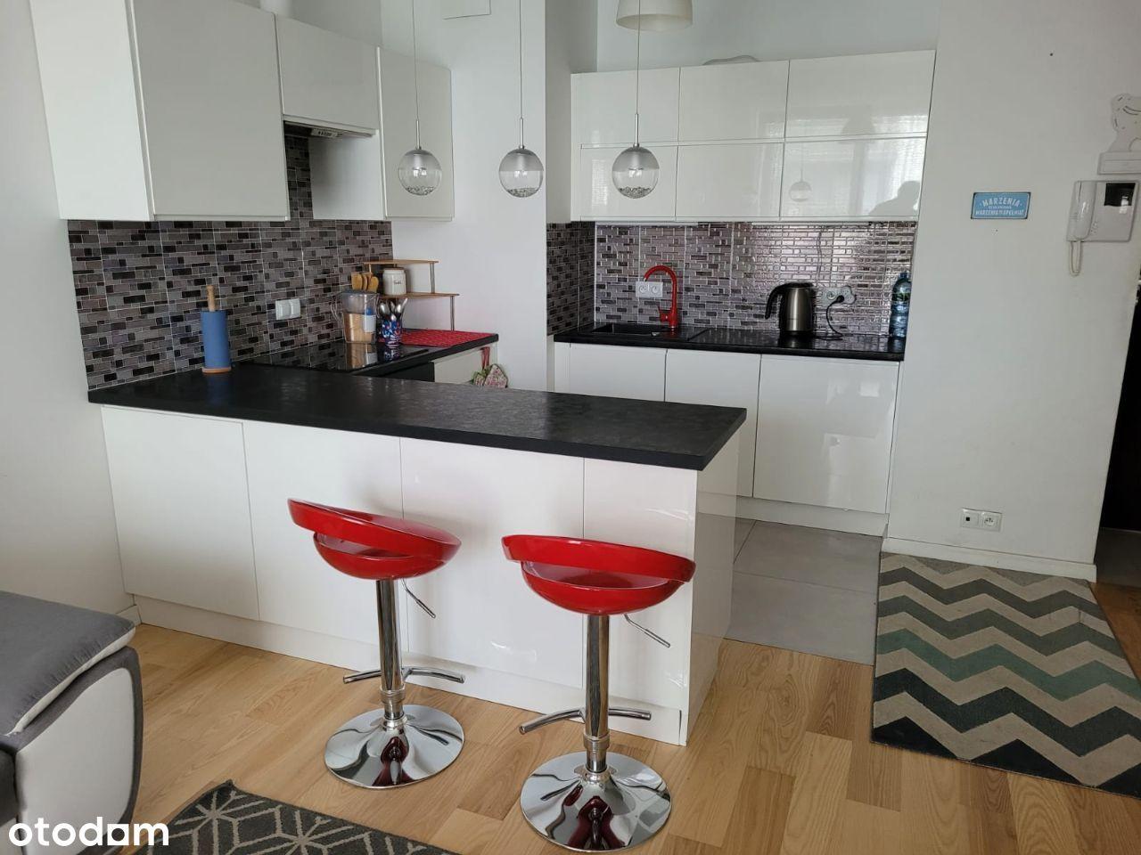 Mieszkanie 2 pokoje - 42 m2 Wilanów BEZPOŚREDNIO