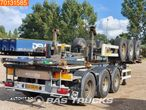Van Hool 3B2015 Price per unit! 3 axles ADR 1x 20 ft 1x30 ft Liftachse - 5