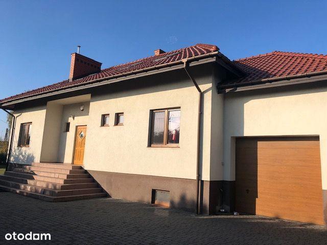 Dom jednorodzinny wolnostojący na granicy Warszawy