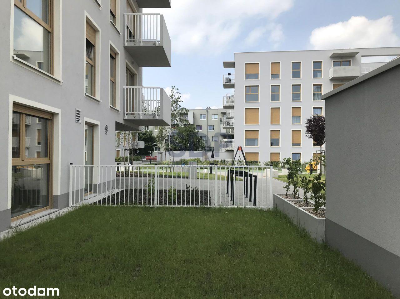 Dwupoziomowe mieszkanie z ogrodem,10min od centrum
