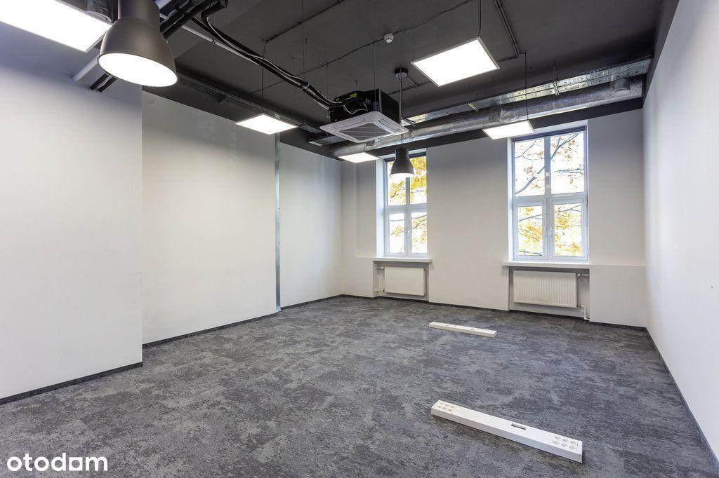 Gotowe biuro od zaraz przy Metrze z krótką umową