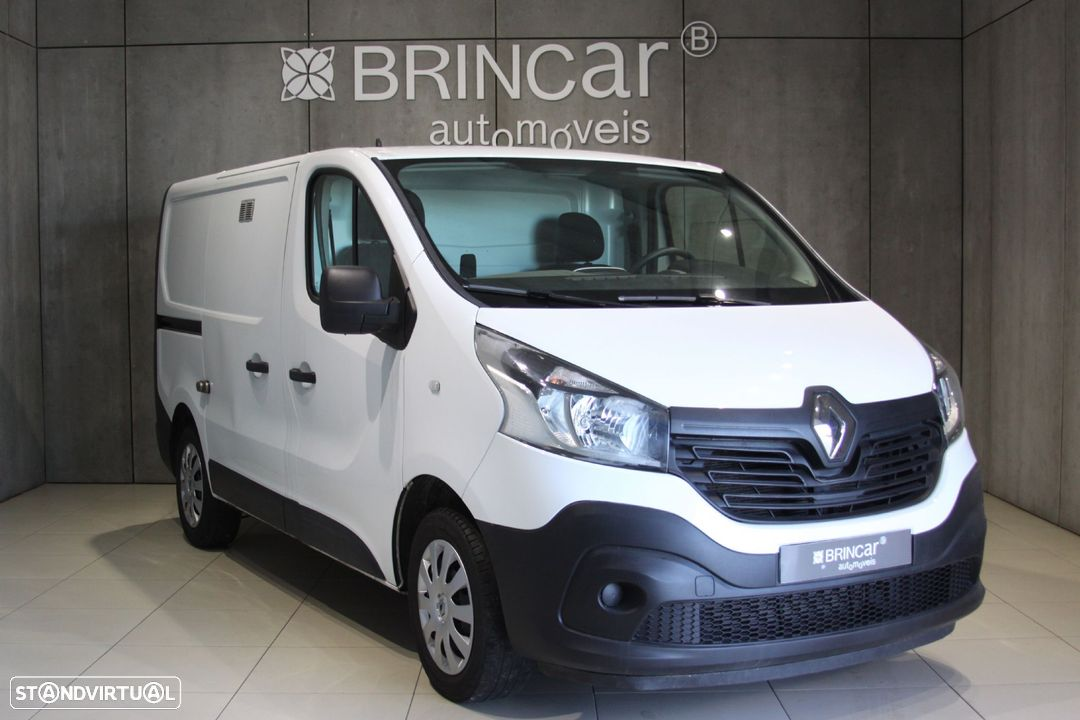 Renault Trafic 1.6 L1H1 Energy Twin Turbo - 1