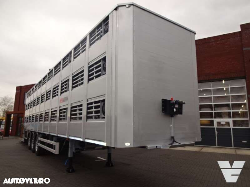 LeciTrailer 3E20 Newnion 3 Stock NEW - 1