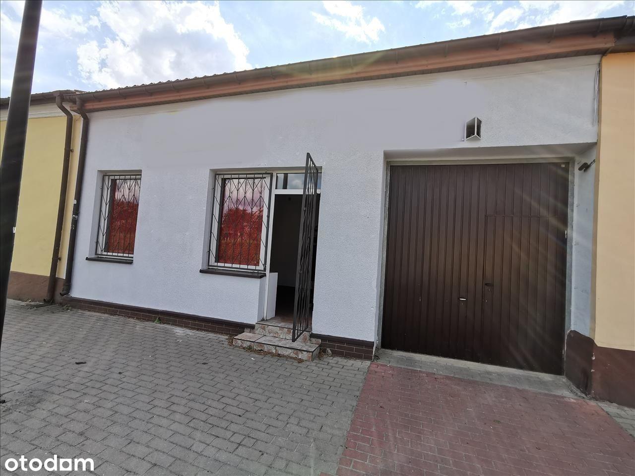 Dom w cenie mieszkania w samym centrum Poddębic