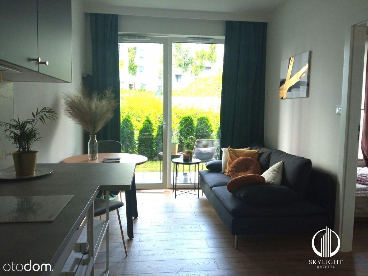 Nowe dwupokojowe mieszkanie na Mokotowie