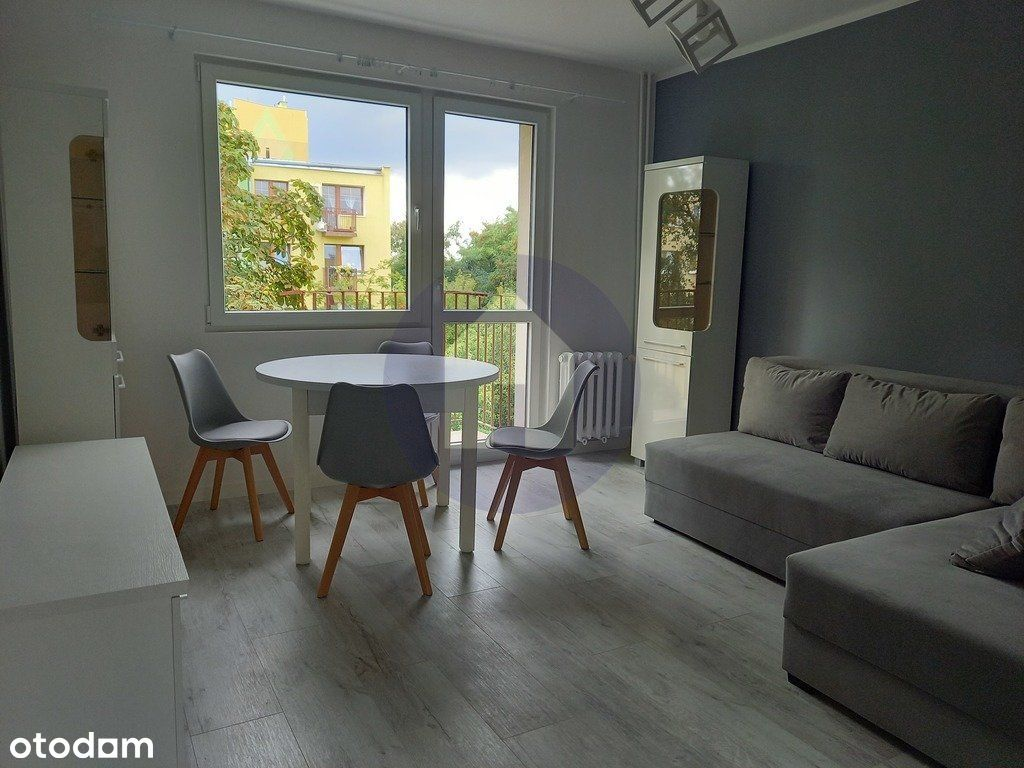 Ładne 3 pokoje z balkonem!